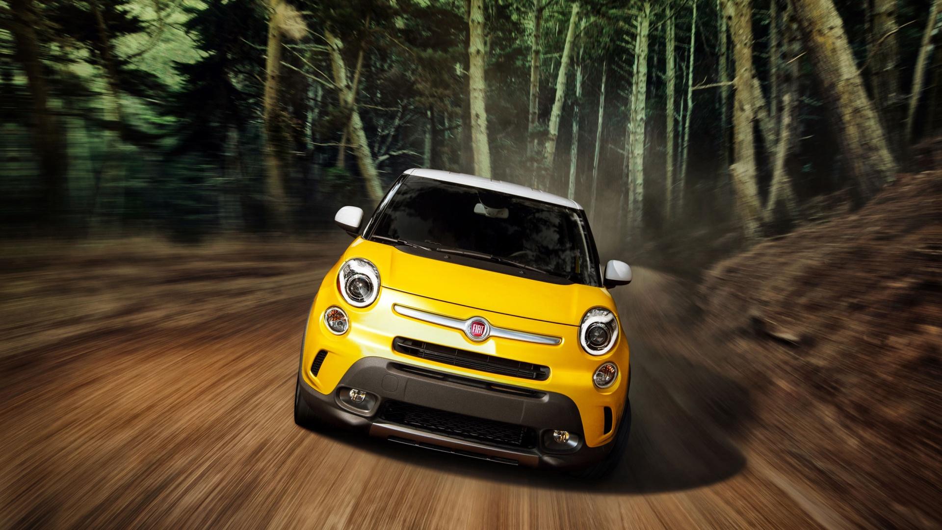 20 Excellent Fiat Car Wallpapers
