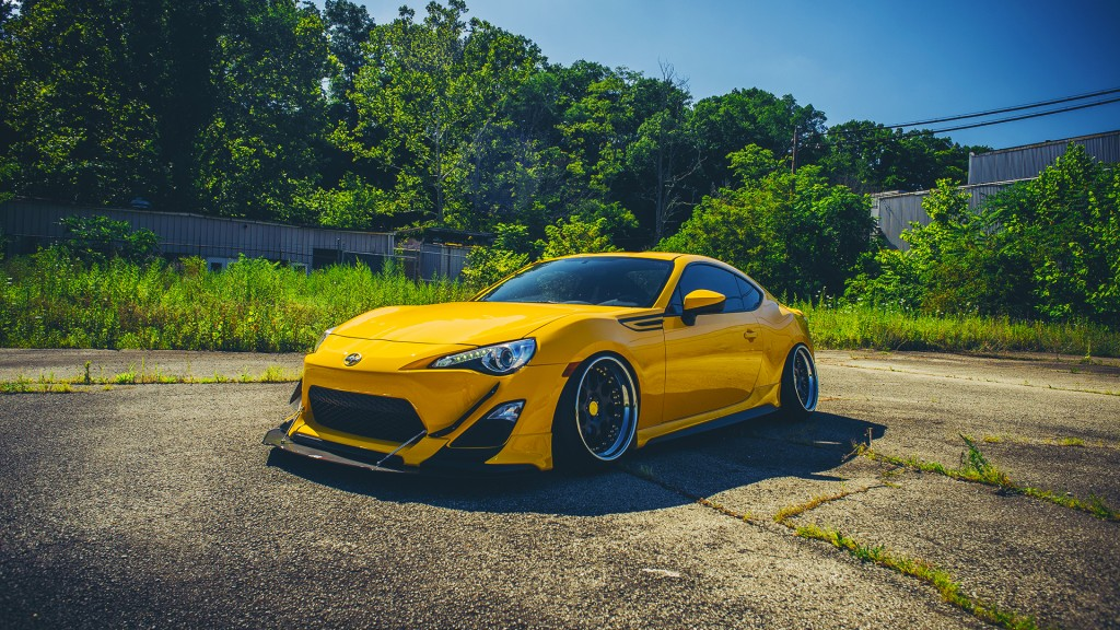 scion frs car wallpapers