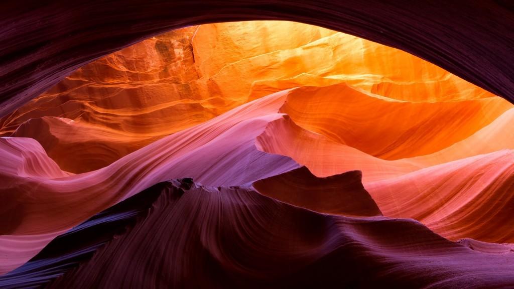 antelope canyon desktop wallpapers
