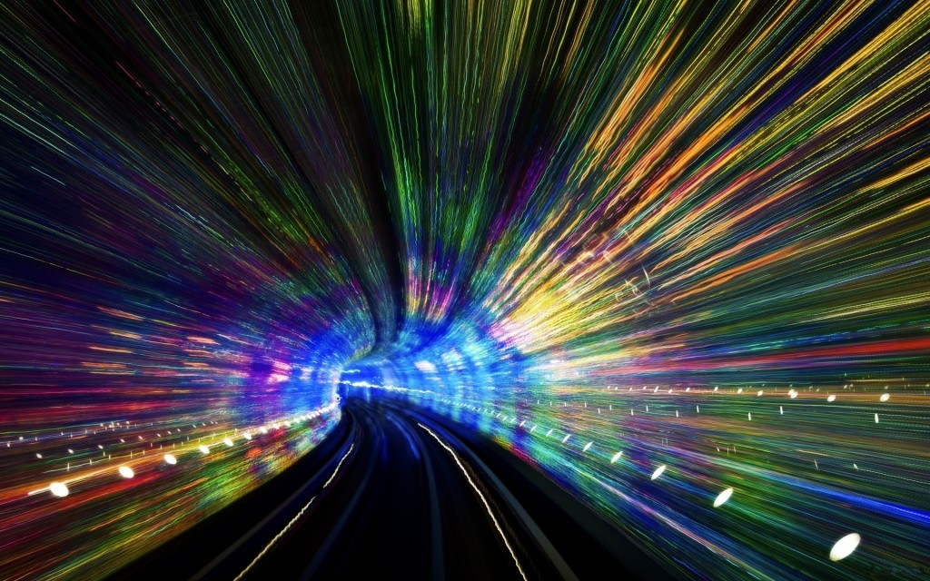 awesome road tunnel wallpapers