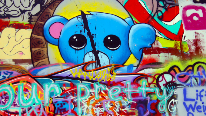 25 Awesome HD Graffiti Wallpapers
