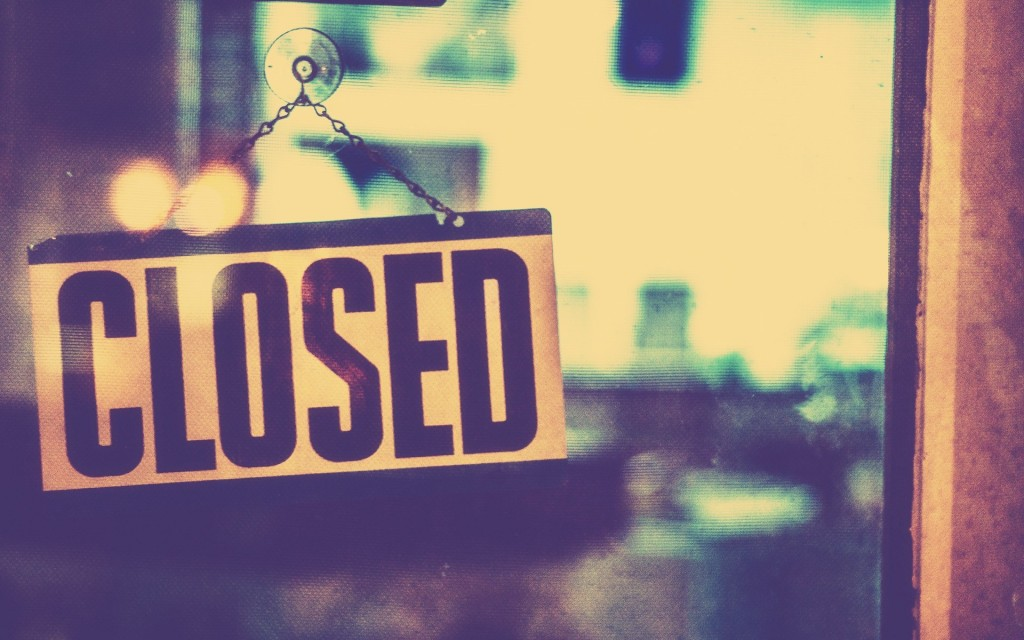 closed sign wallpapers