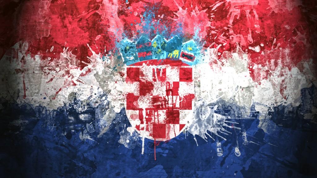 croatia flag desktop wallpapers
