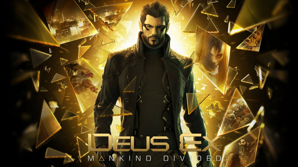 deus ex mankind divided game wallpapers