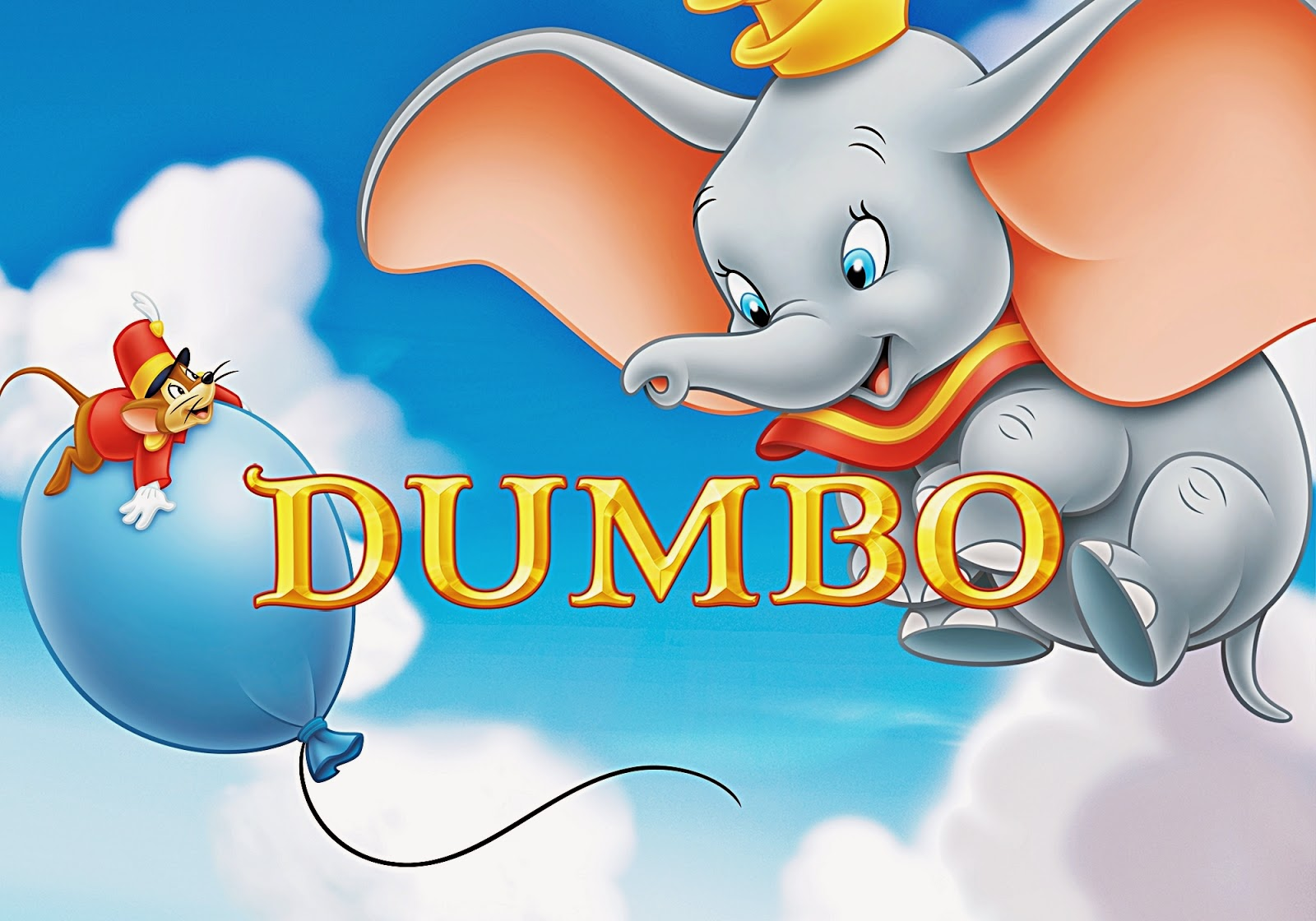 It's just a photo of Sassy Pictures of Dumbo the Elephant