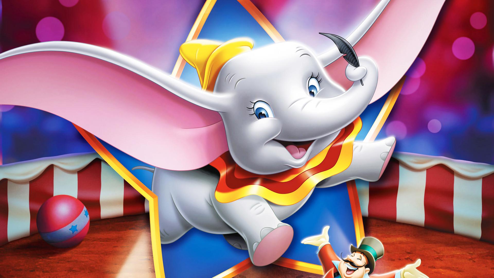 5 Fantastic HD Dumbo Wallpapers