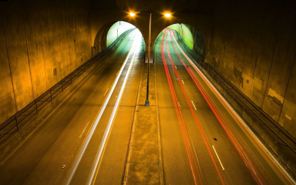 free road tunnel wallpapers