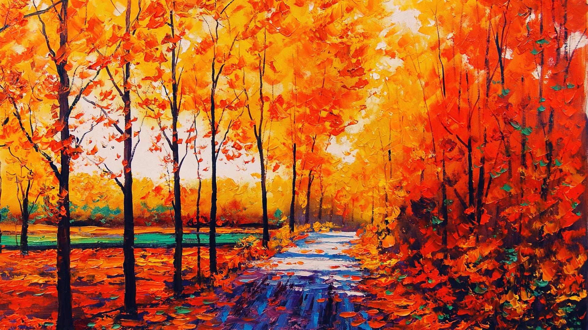Hd Paintings Wallpaper Oscargilaberte Com