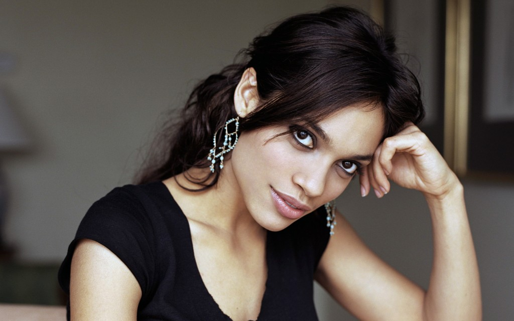 gorgeous rosario dawson wallpapers