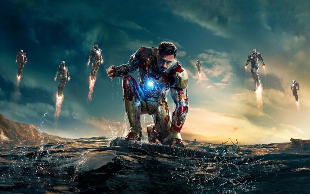 iron man movie wallpapers