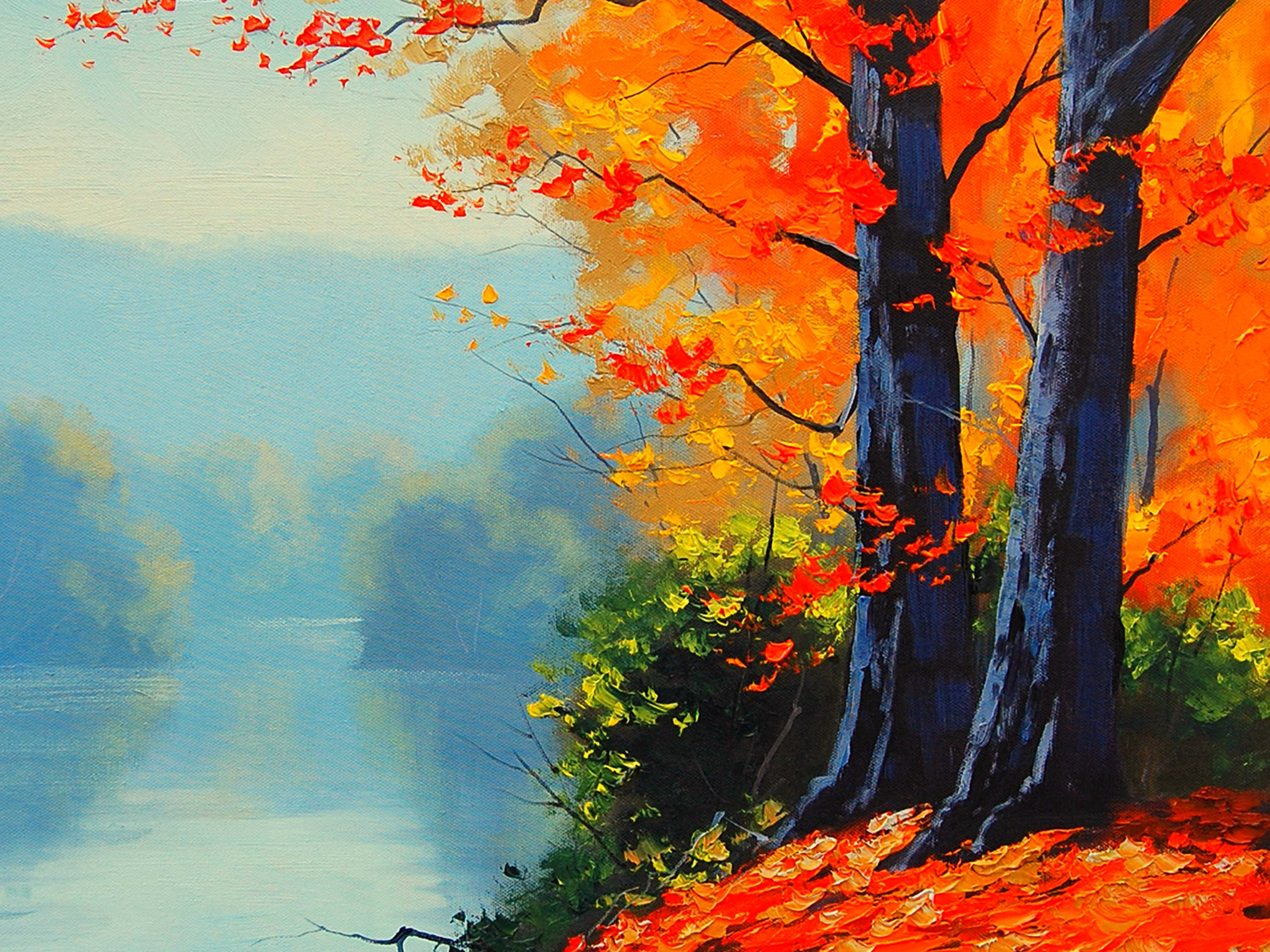 20 Hd Art Painting Wallpapers