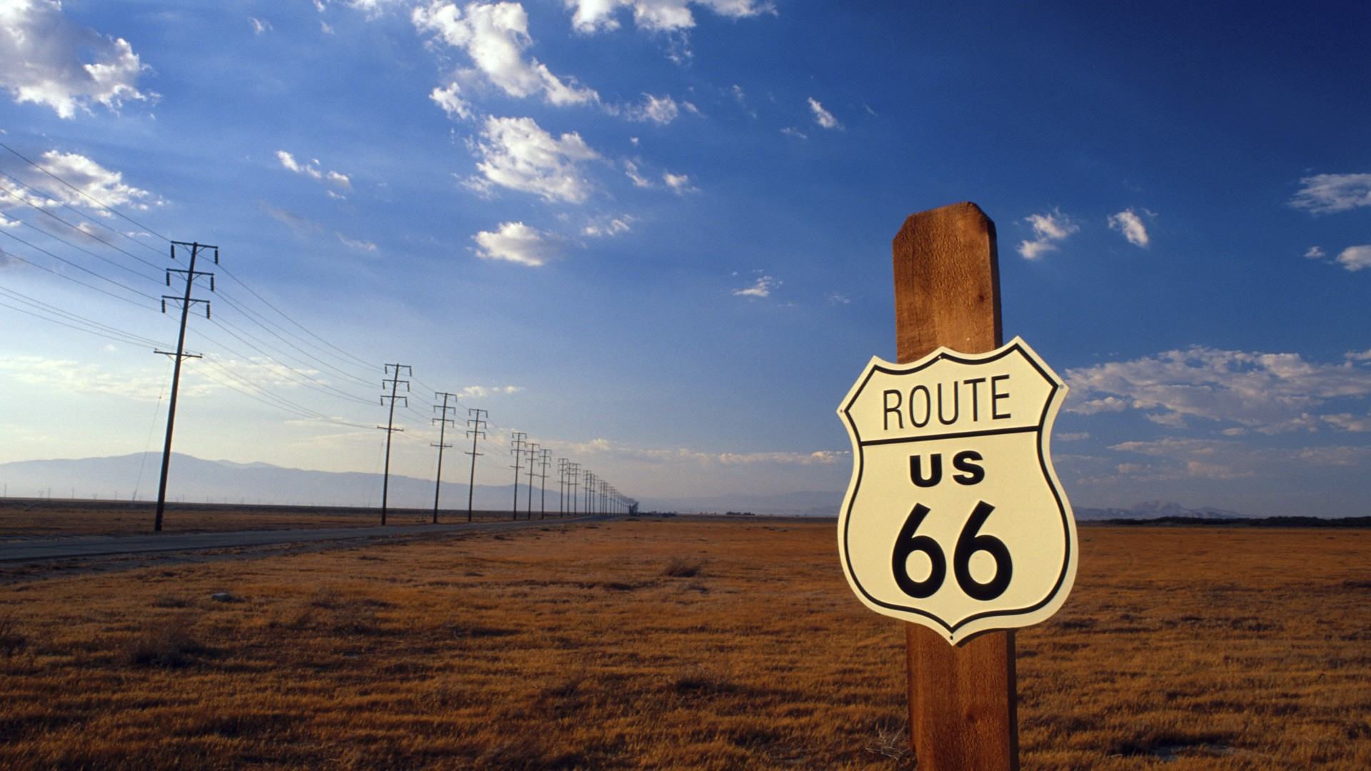 4 Excellent Hd Route 66 Wallpapers