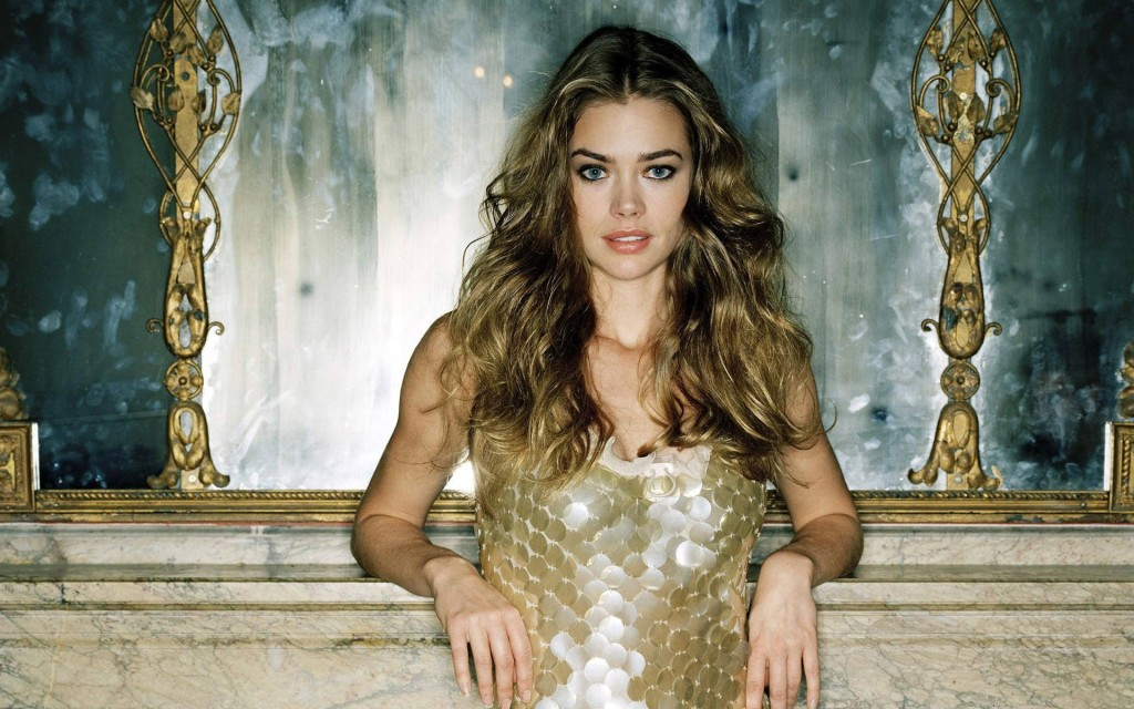 sexy denise richards wallpapers