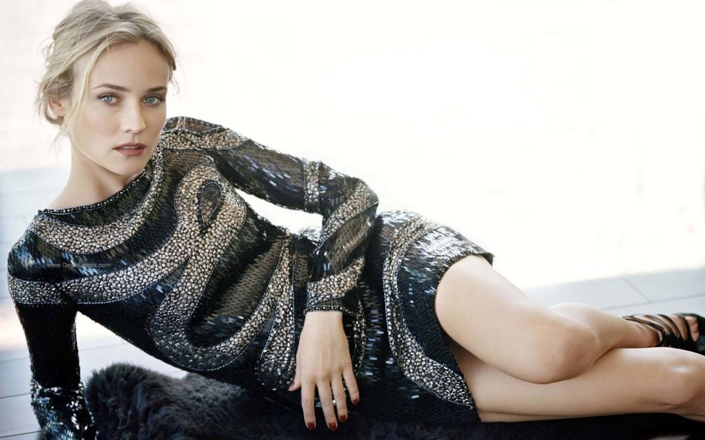 sexy diane kruger wallpapers