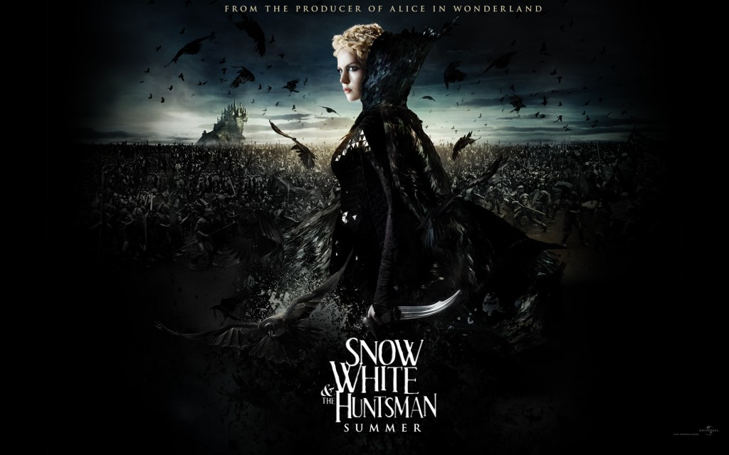 snow white and the huntsman desktop wallpapers