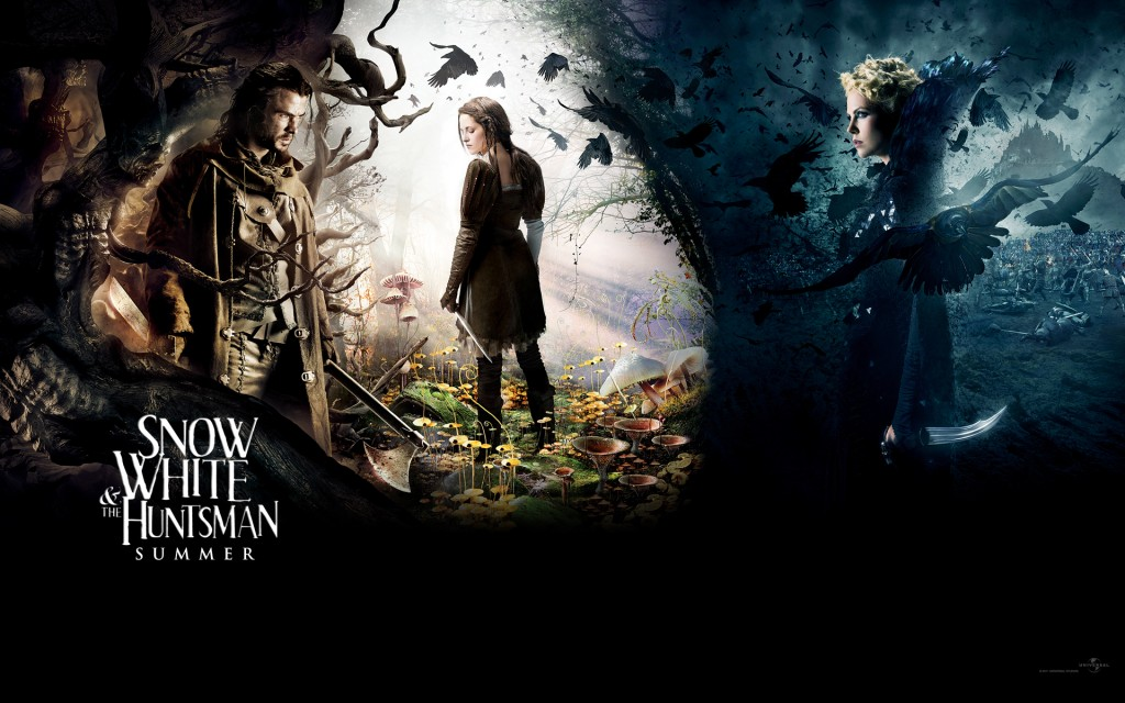 snow white and the huntsman movie poster wallpapers