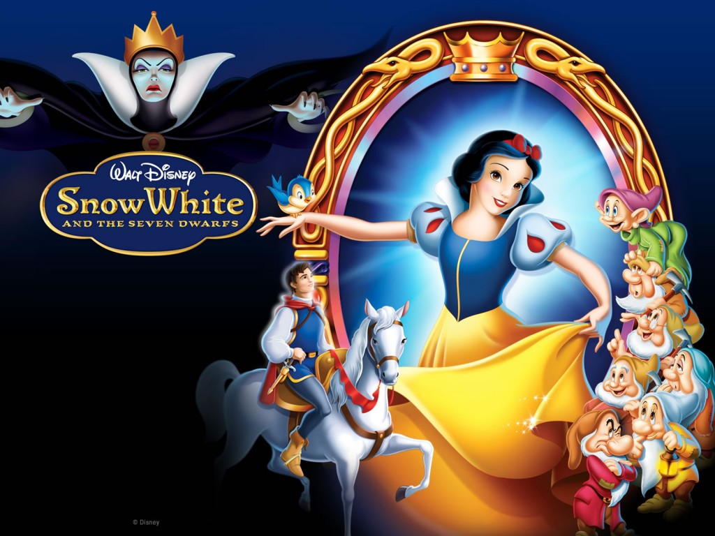snow white computer wallpapers