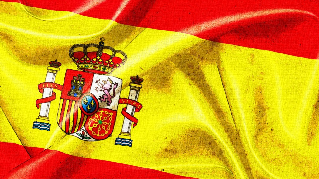 spain flag widescreen wallpapers