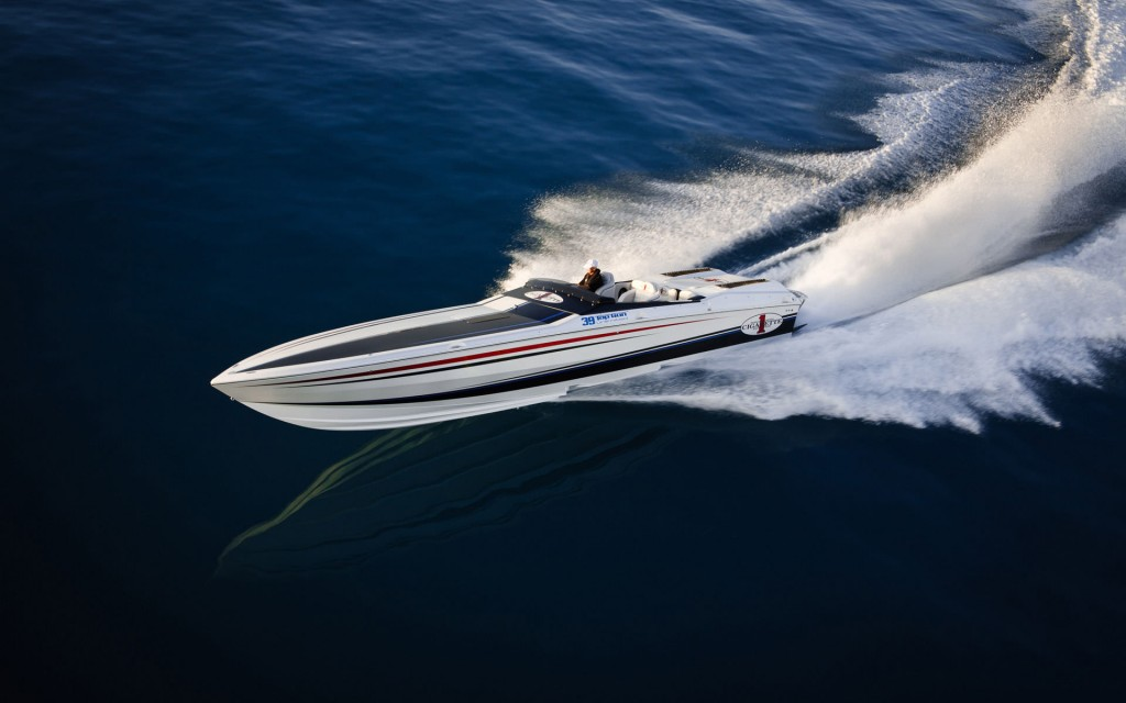 speed boat desktop wallpapers
