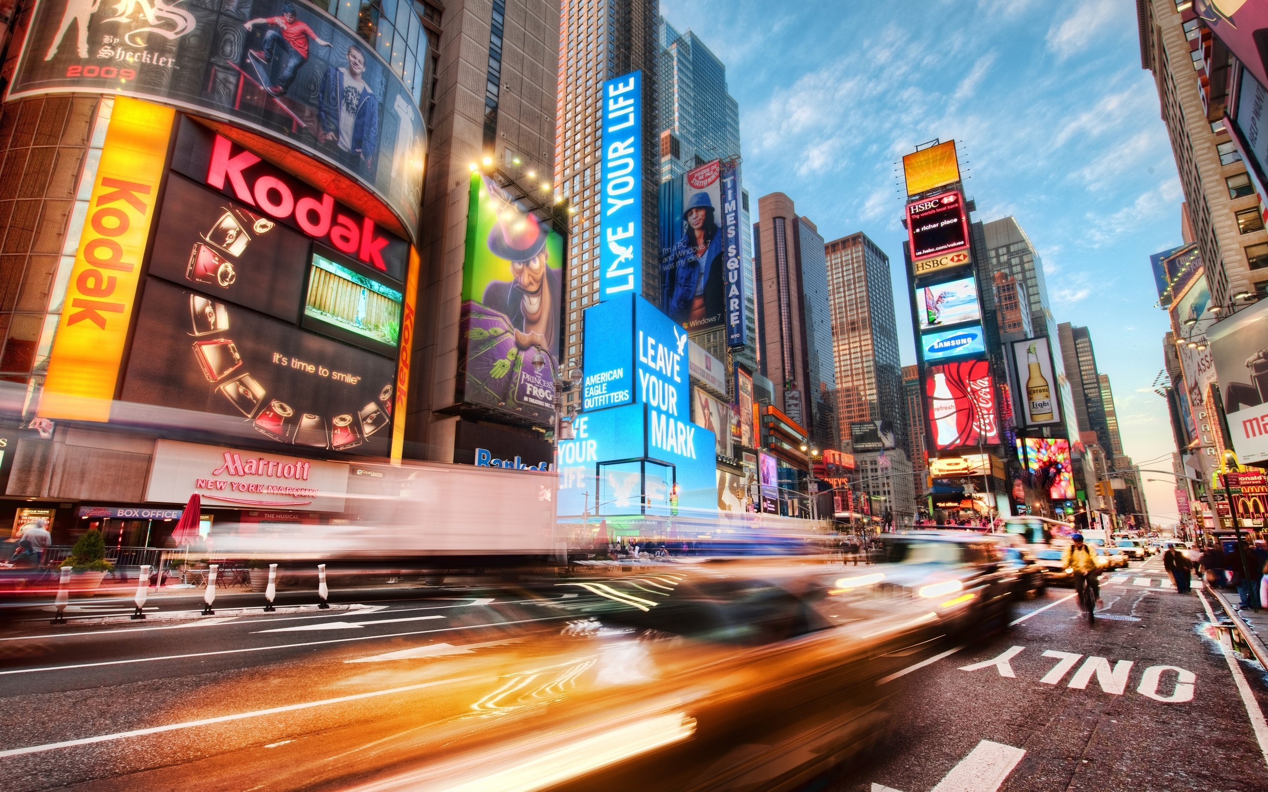 10 Fantastic Hd Times Square Wallpapers