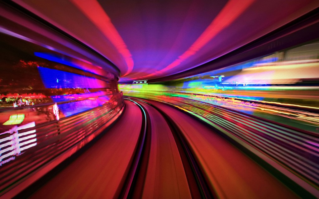 tunnel motion wallpapers