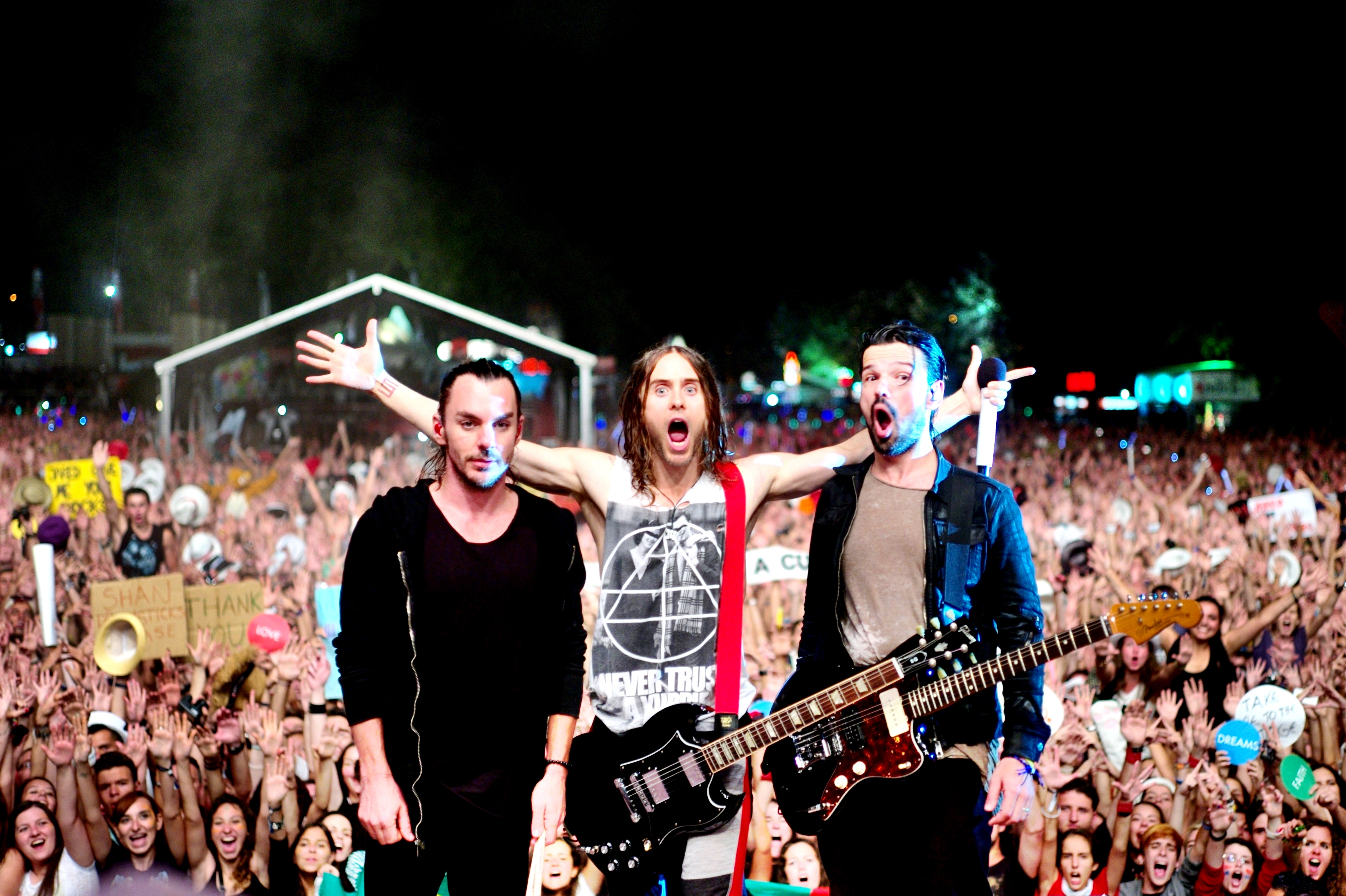 Seconds To Mars Iphone O