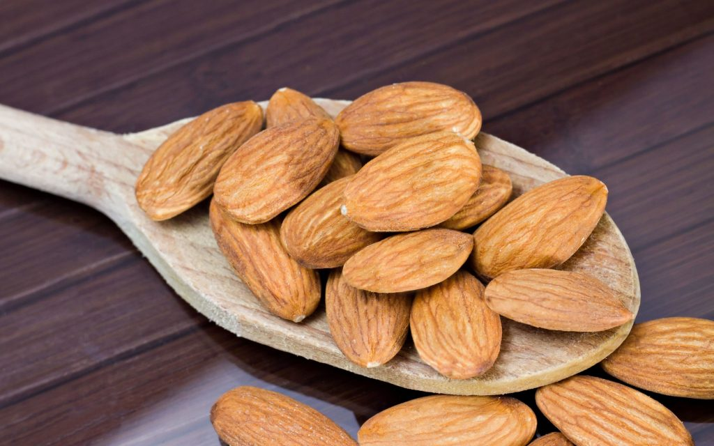 almonds nuts widescreen wallpapers