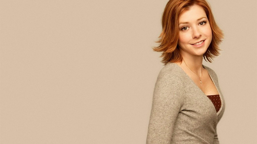 alyson hannigan background wallpapers