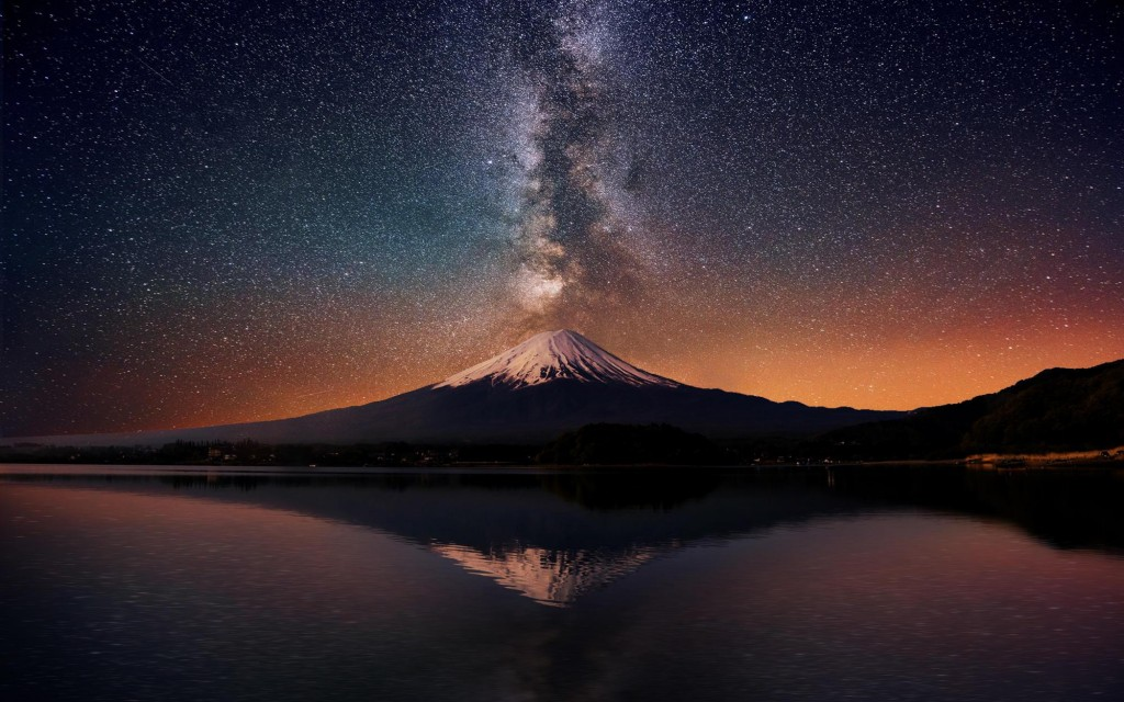 amazing mt fuji wallpapers