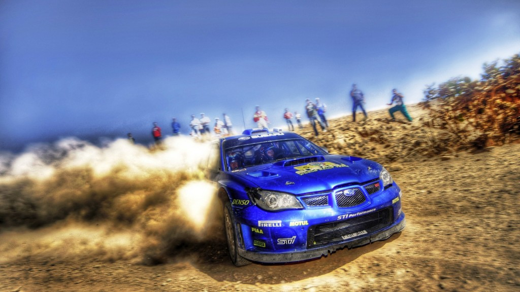amazing rally car wallpapers