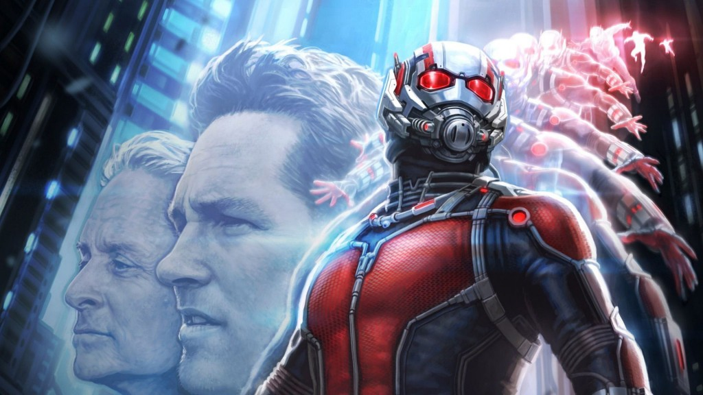 ant-man movie widescreen wallpapers
