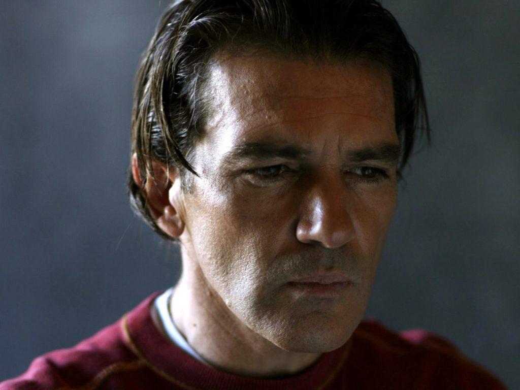 Antonio Banderas Face