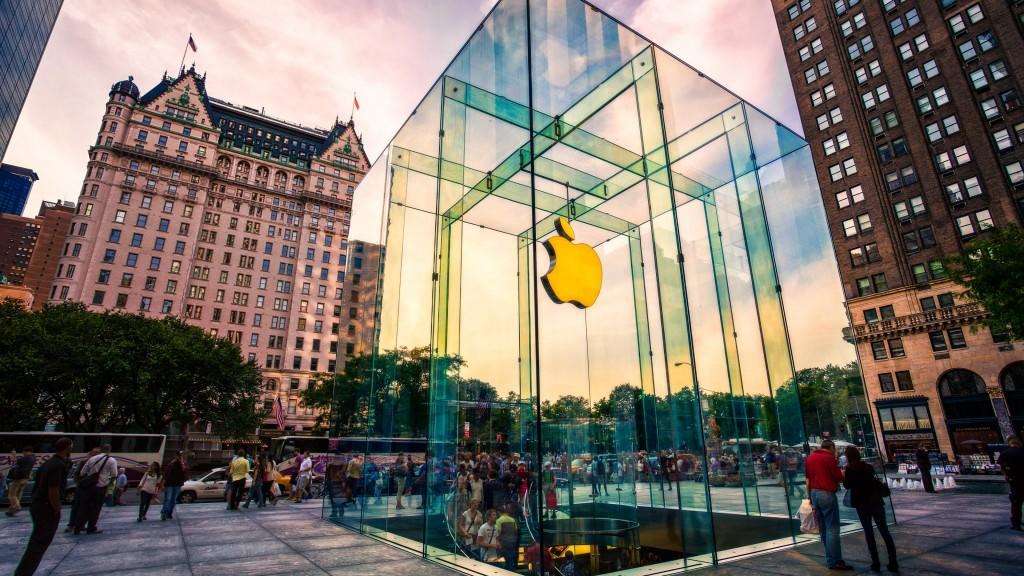 apple store widescreen wallpapers
