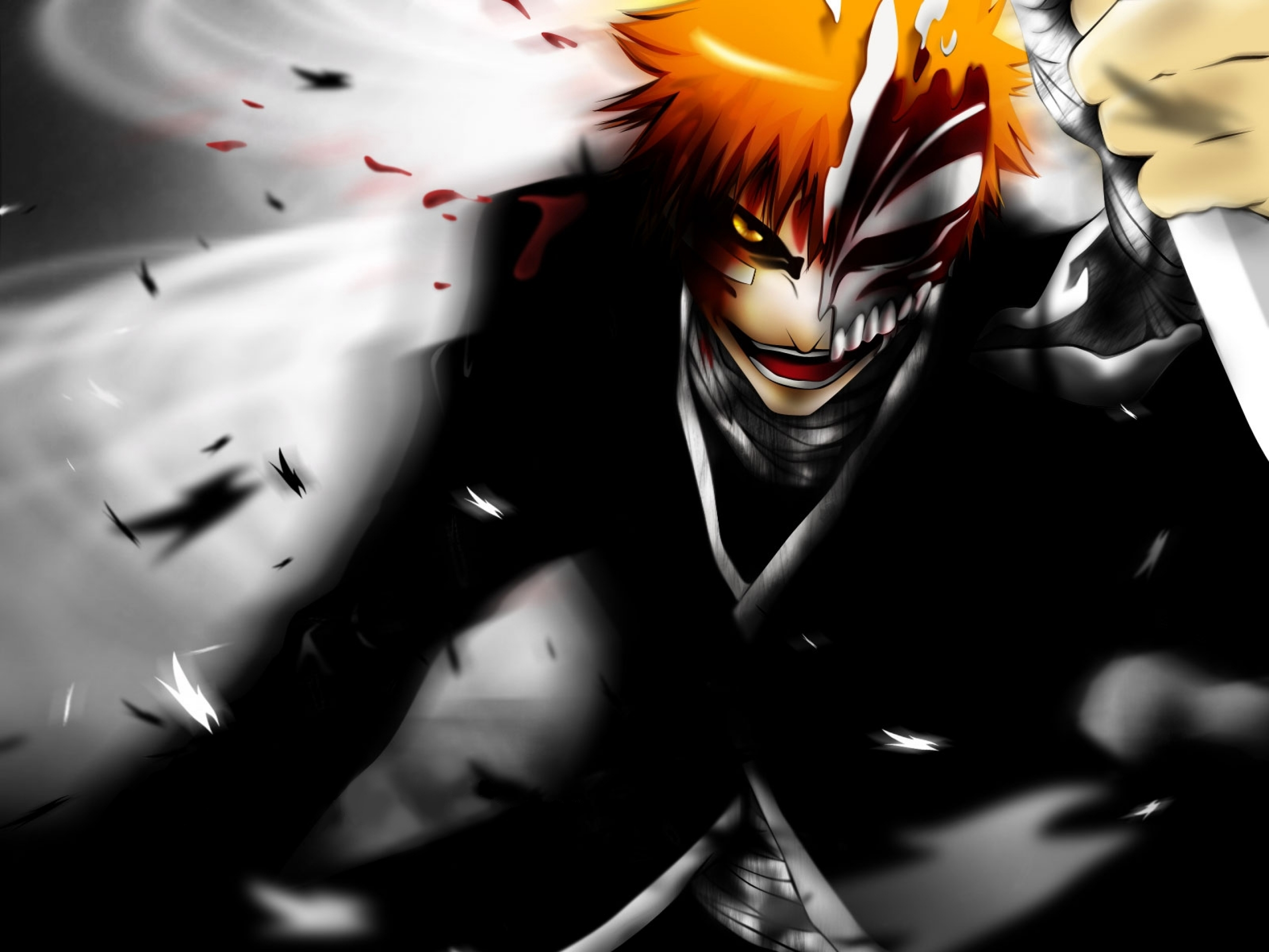 16 Hd Bleach Anime Wallpapers