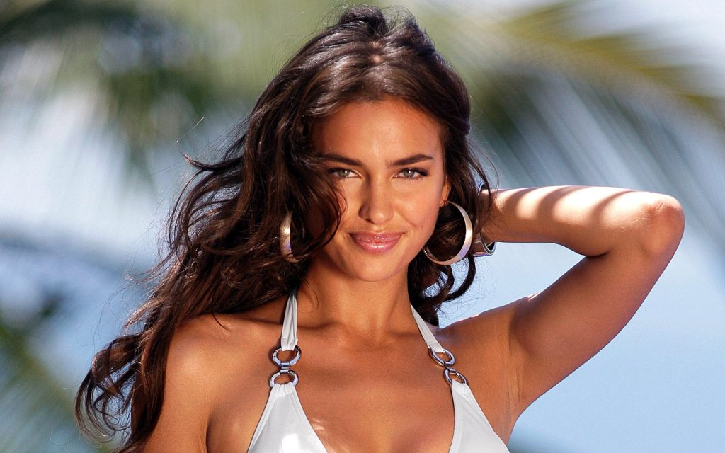 beautiful irina shayk wallpapers