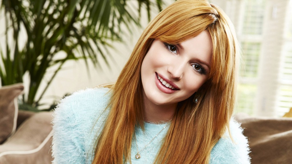 bella thorne smile wallpapers