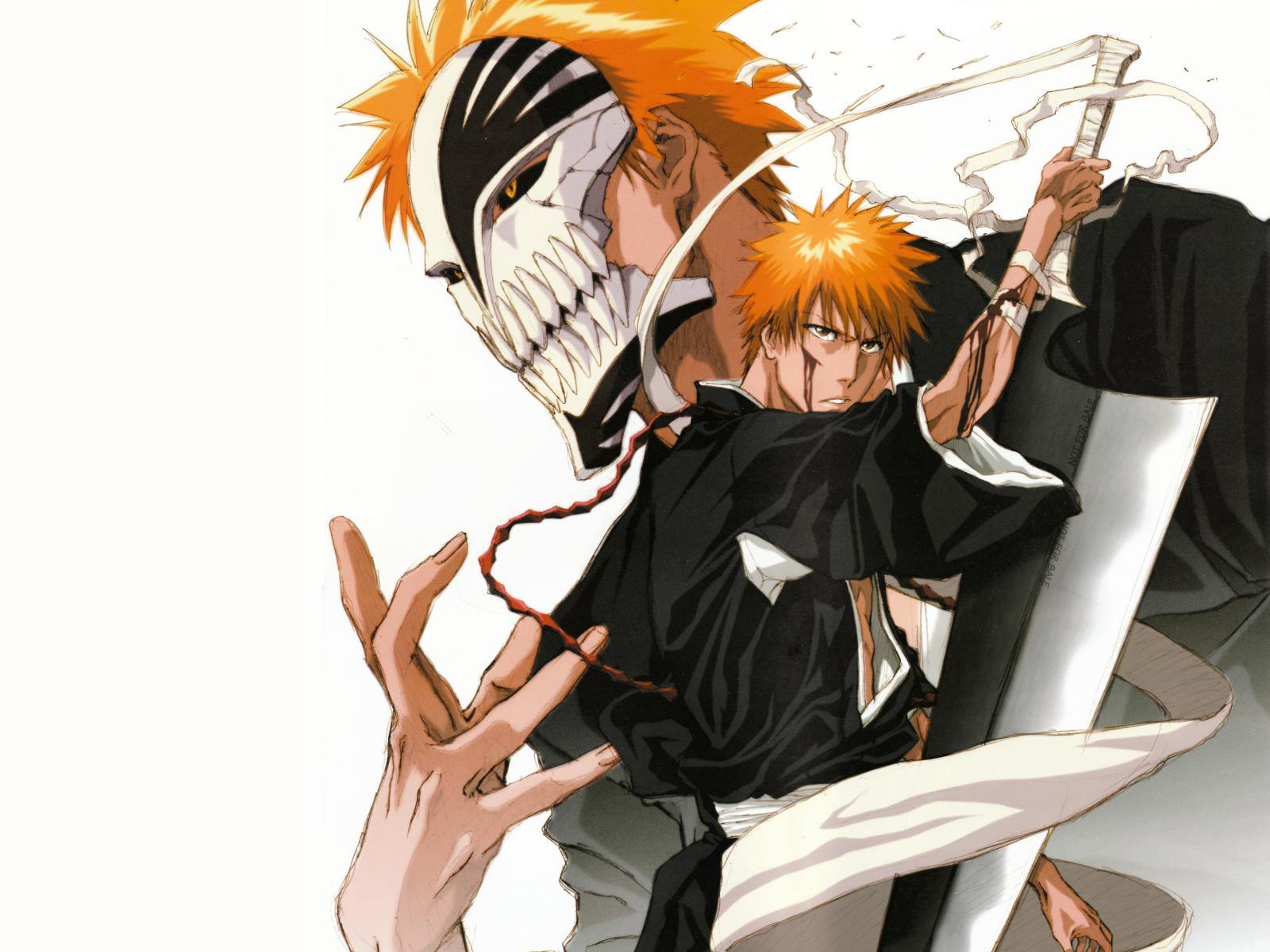16 HD Bleach Anime Wallpapers