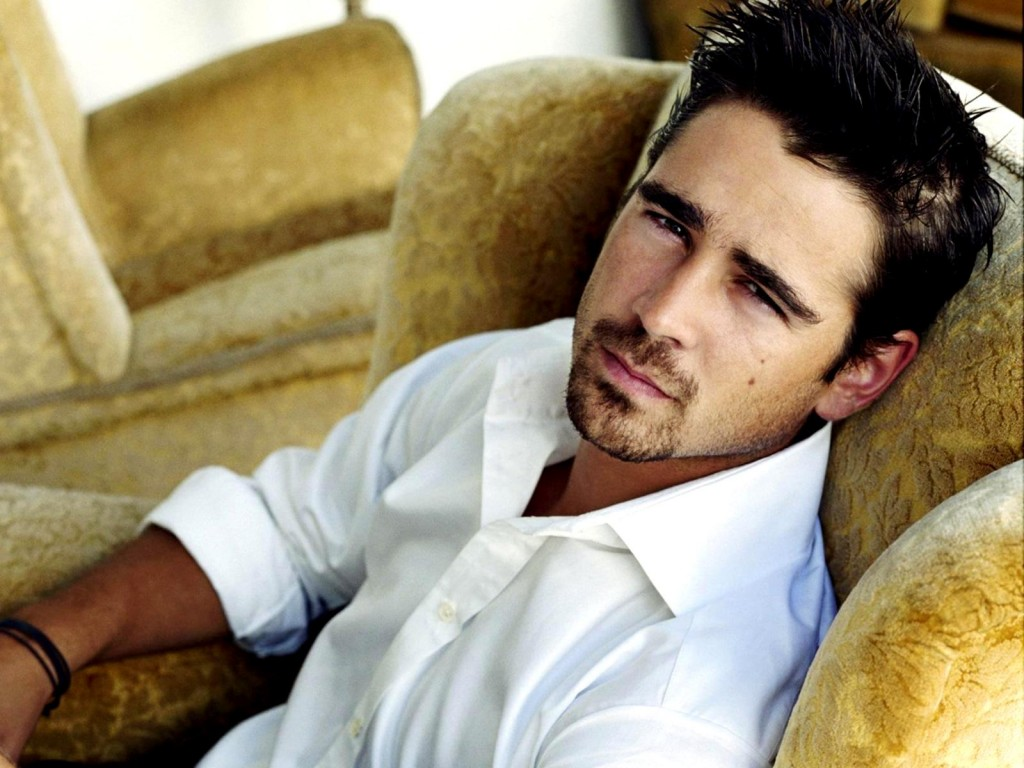 colin farrell actor wallpapers