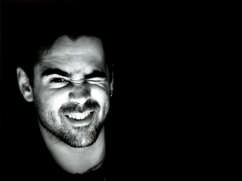 colin farrell face wallpapers