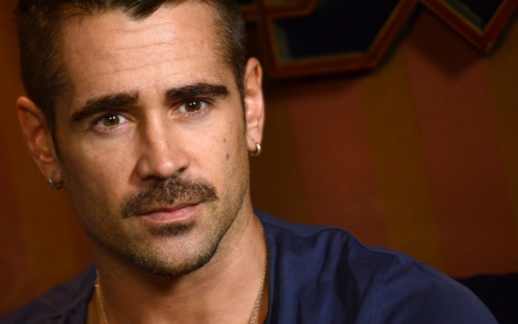 colin farrell background wallpapers