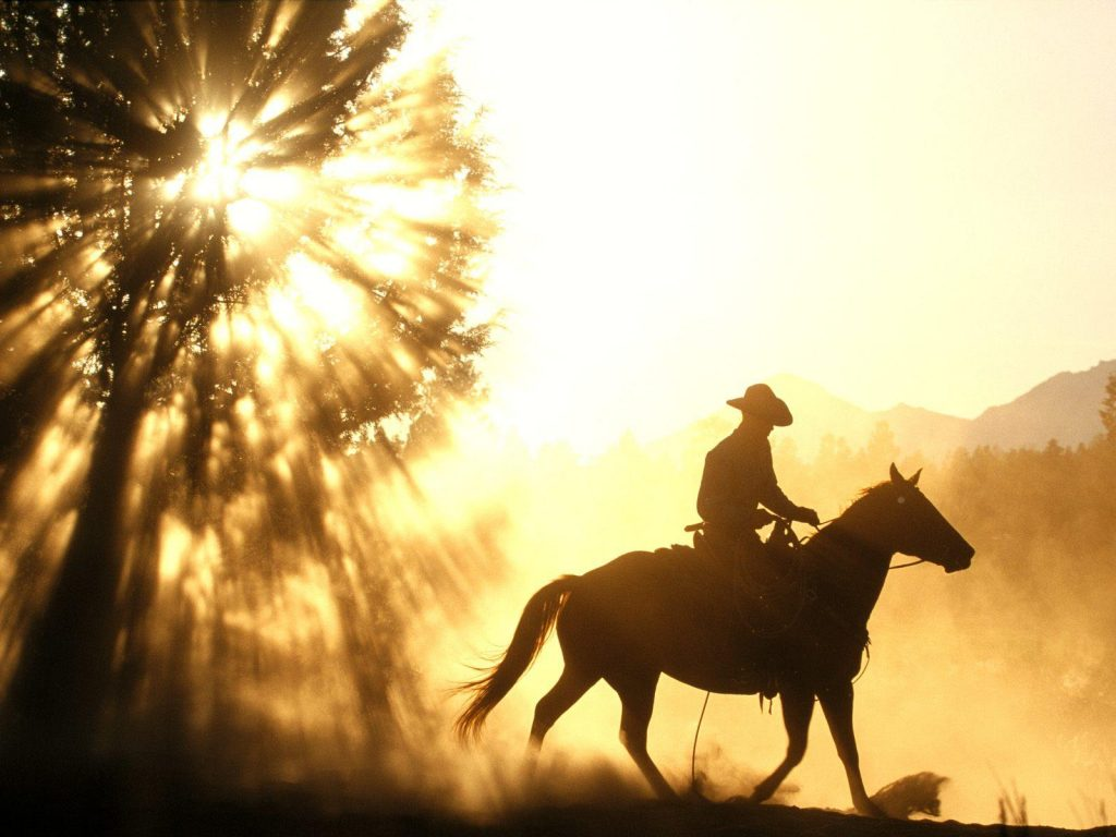 cowboy computer wallpapers