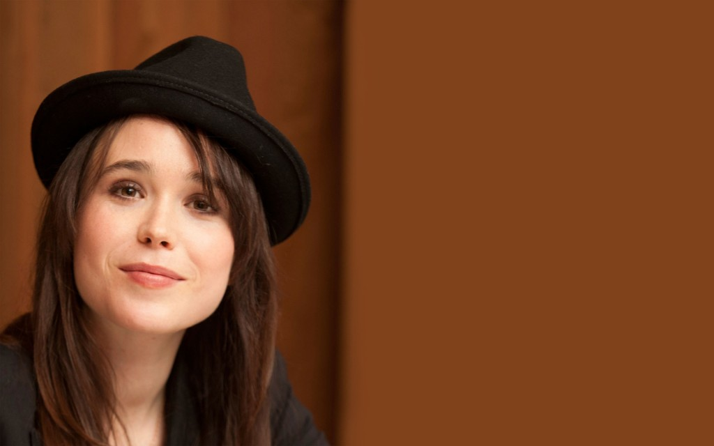 ellen page hat wallpapers