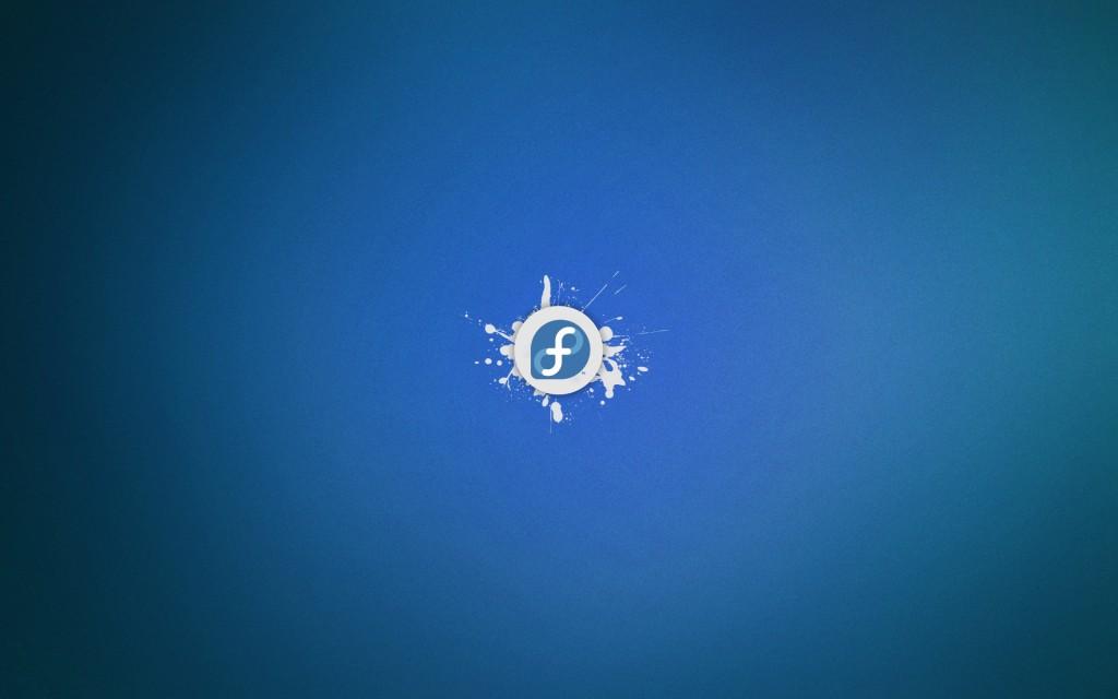 fedora linux logo wallpapers