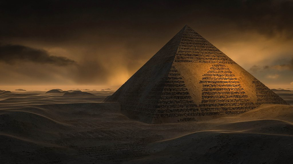 free pyramid wallpapers