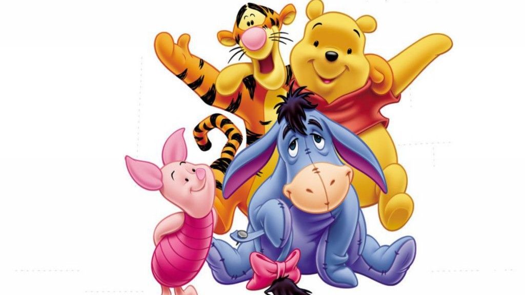 free winnie the pooh wallpapers