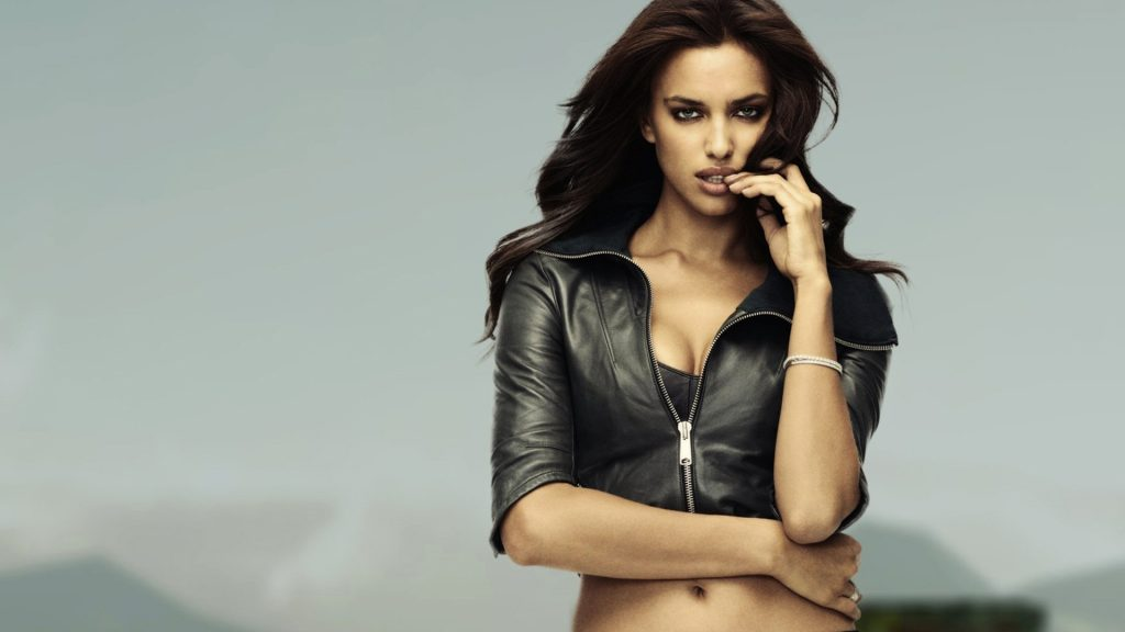 hot irina shayk desktop wallpapers