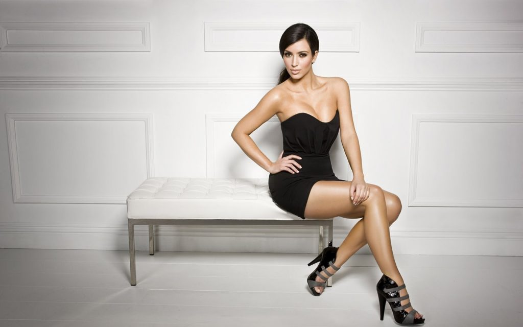hot kim kardashian desktop hd wallpapers