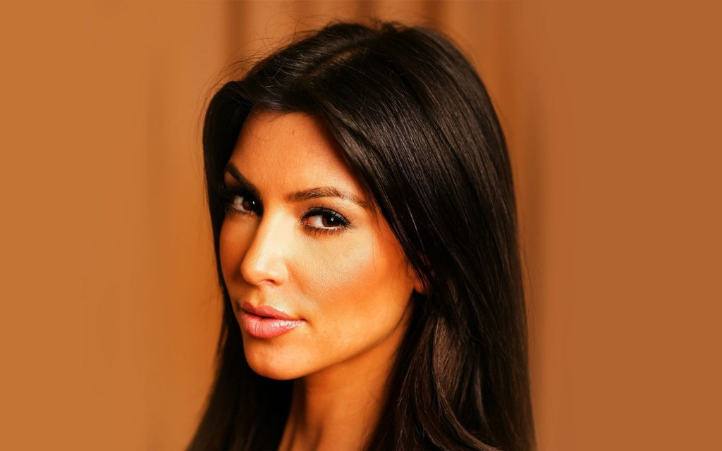 kim kardashian widescreen wallpapers