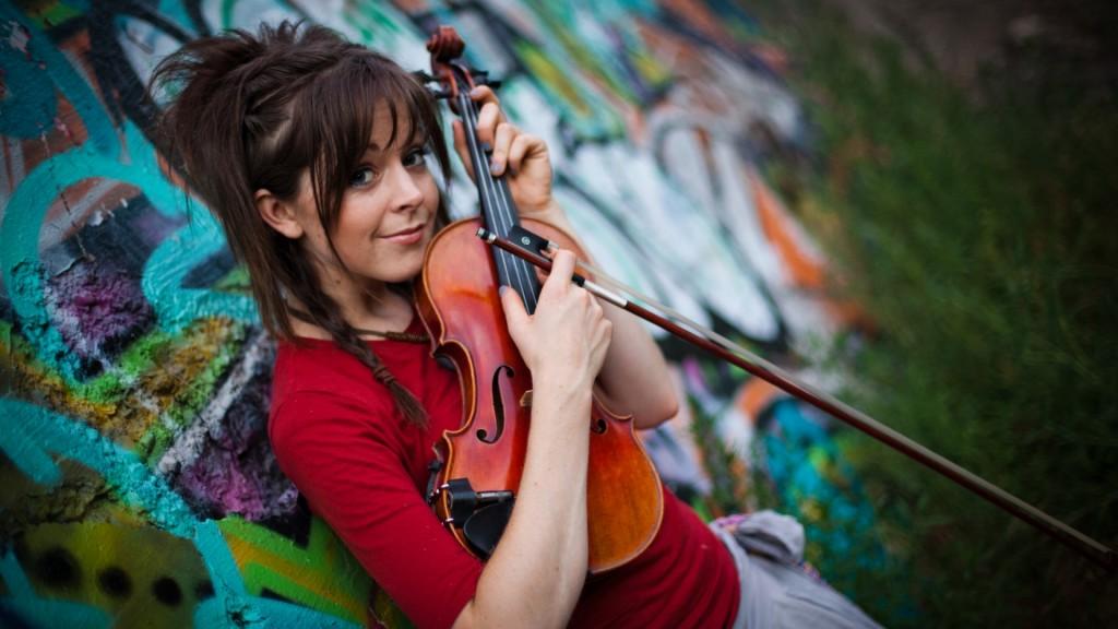 lindsey stirling violinist wallpapers