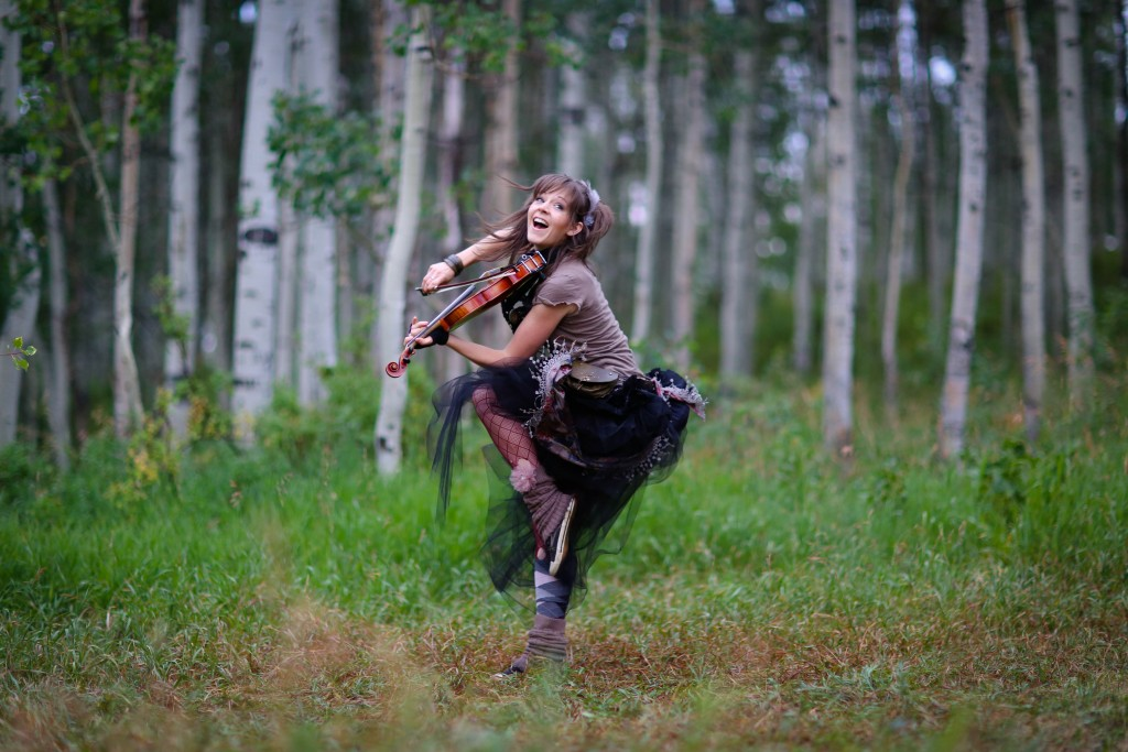 lindsey stirling wide wallpapers